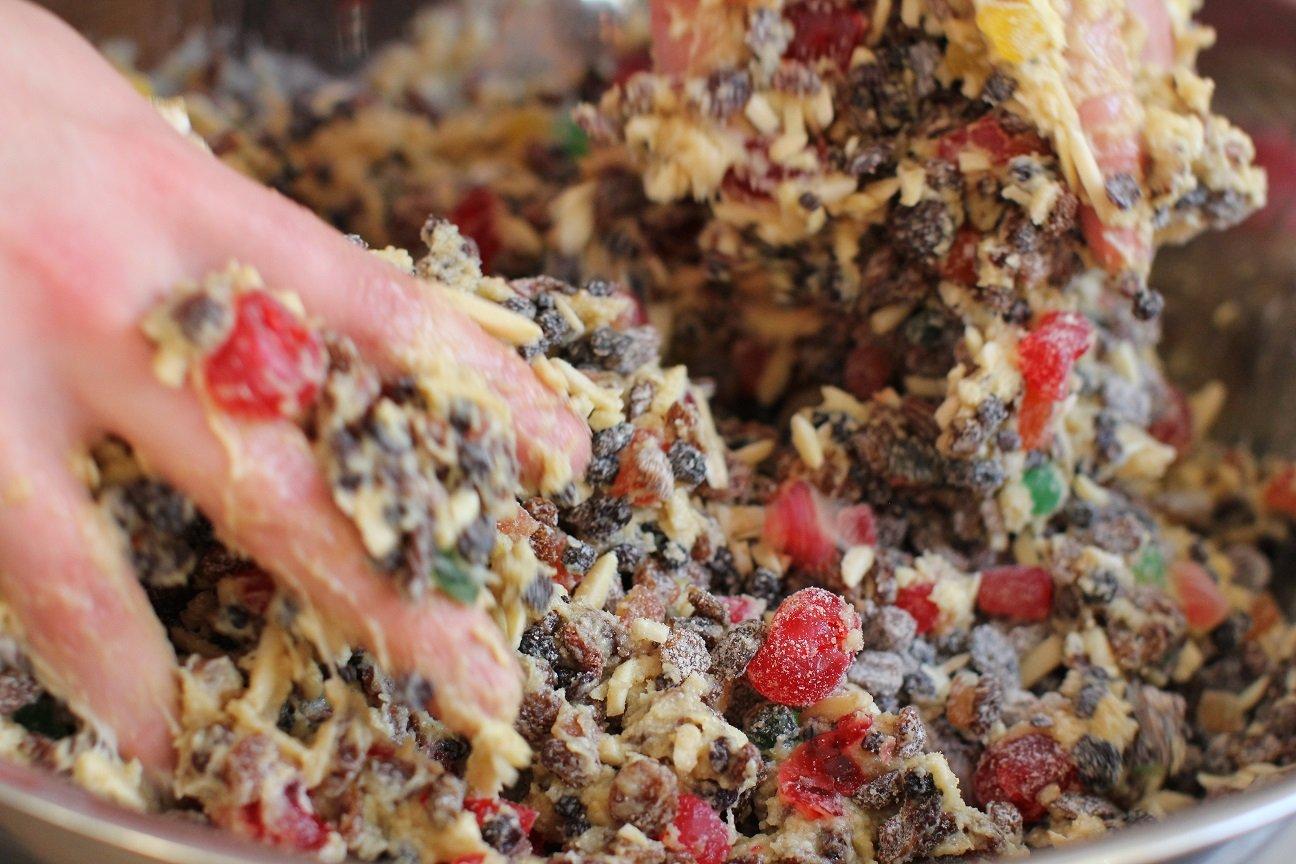 Gumdrop Fruitcake An Old Canadian Recipe Kitchen Frau