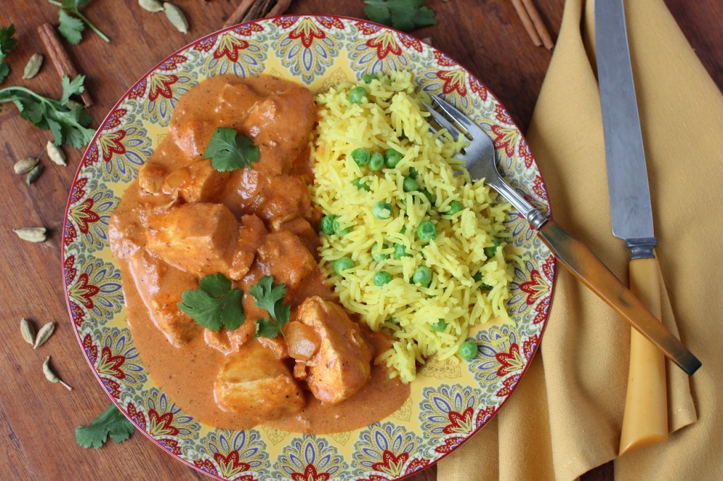 Butter Fish Its Just Butter Chicken Of The Sea Kitchen Frau