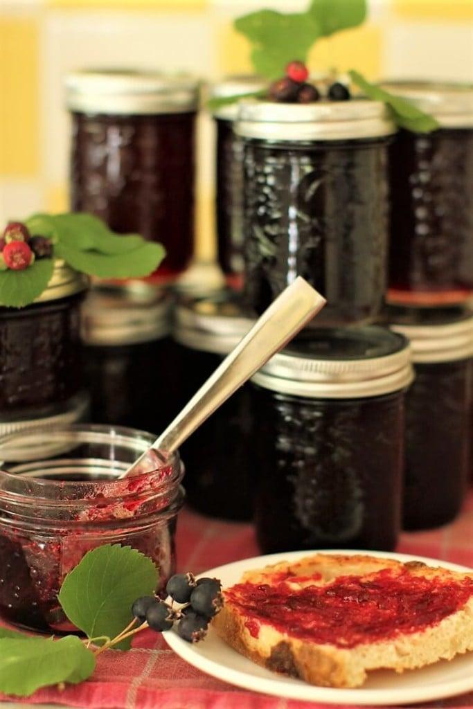 Saskatoon Jelly | Kitchen Frau