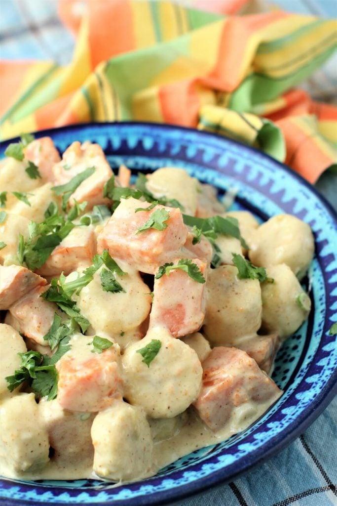 Caribbean Sweet Potato Salad Recipe